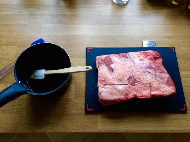 Beef short ribs with marmite rub | butterwouldntmelt.com
