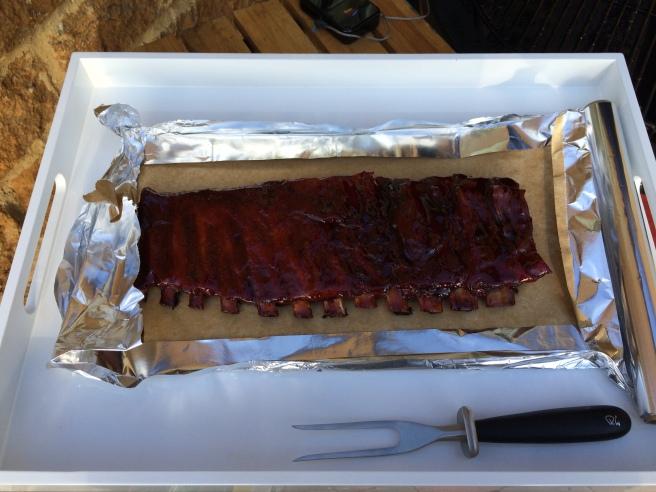 Sticky sweet spare ribs | butterwouldntmelt.com